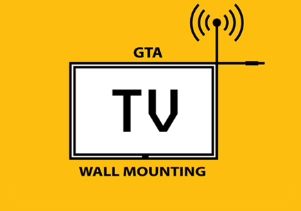 GTA TV Wall Mounting