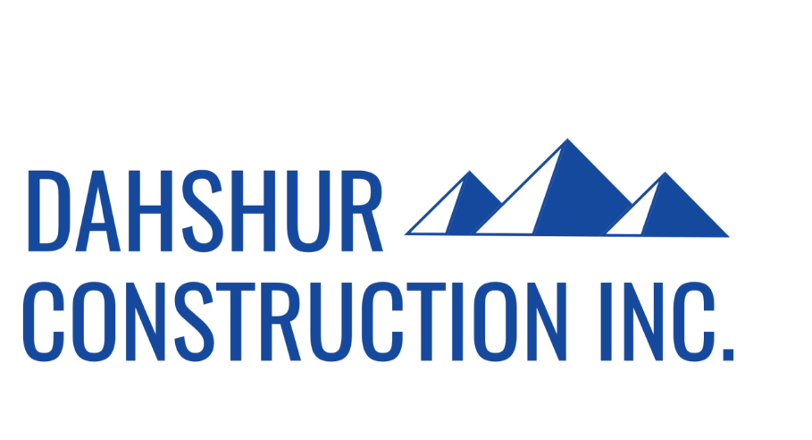 Dahshur Construction